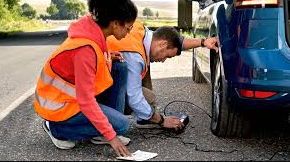 What services should be covered by a roadside assistance program?